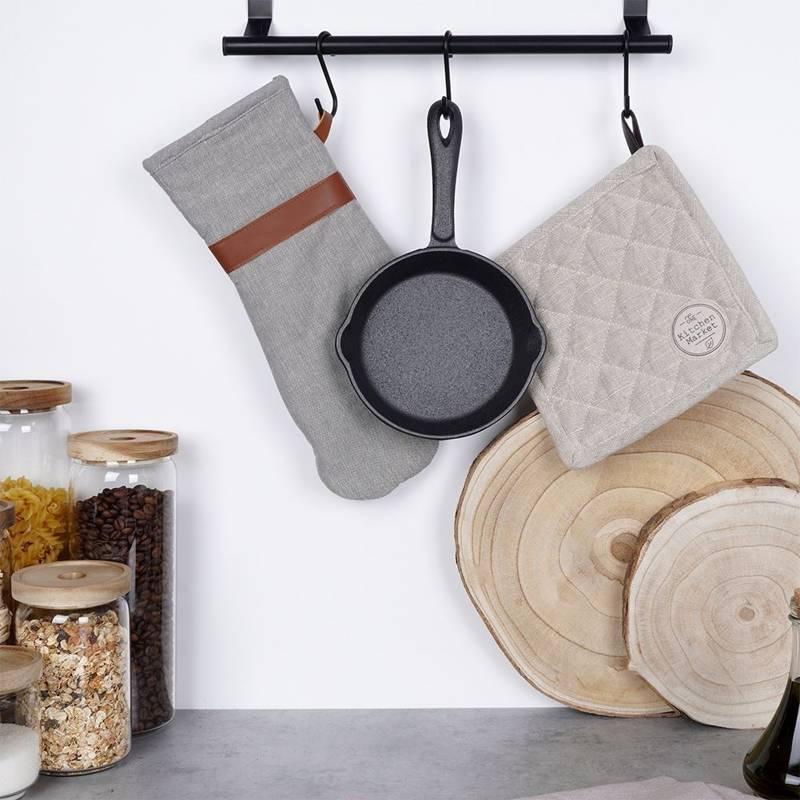 ORION Cast-iron pan plate cast-iron 22 cm induction