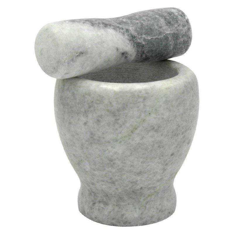 ORION GRANITE mortar with pestle for spice