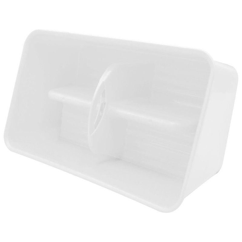 ORION Organiser for SPICES bags container for spices WHITE