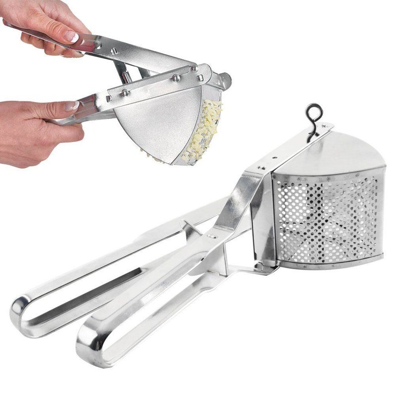 ORION Potato press stainless press masher AERO