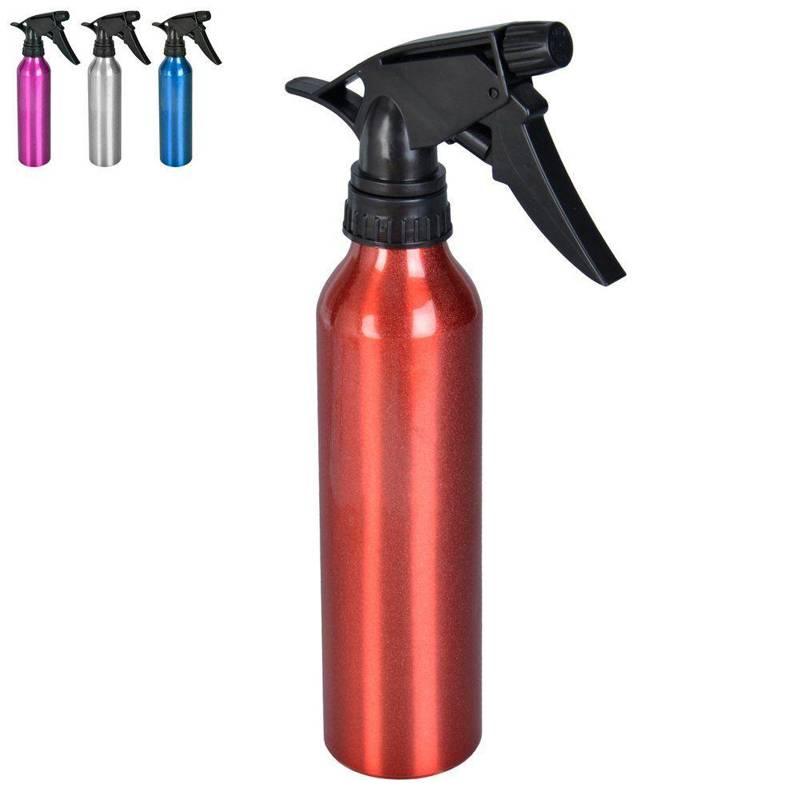 ORION Spray bottle / pump dispenser for water ALUMINIUM 0,3L