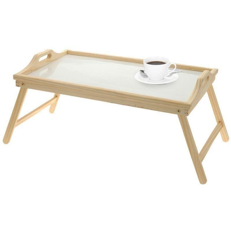 ORION TRAY with stalks, breakfast TABLE for bed