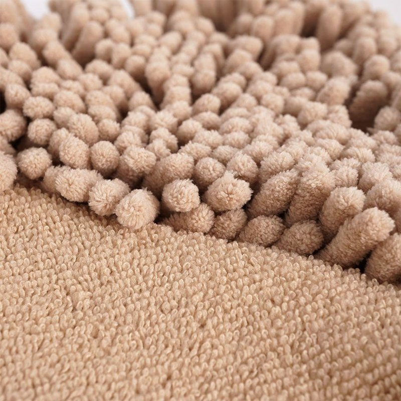 ORION Towel from microfibre for drying dog 76 x 41 cm