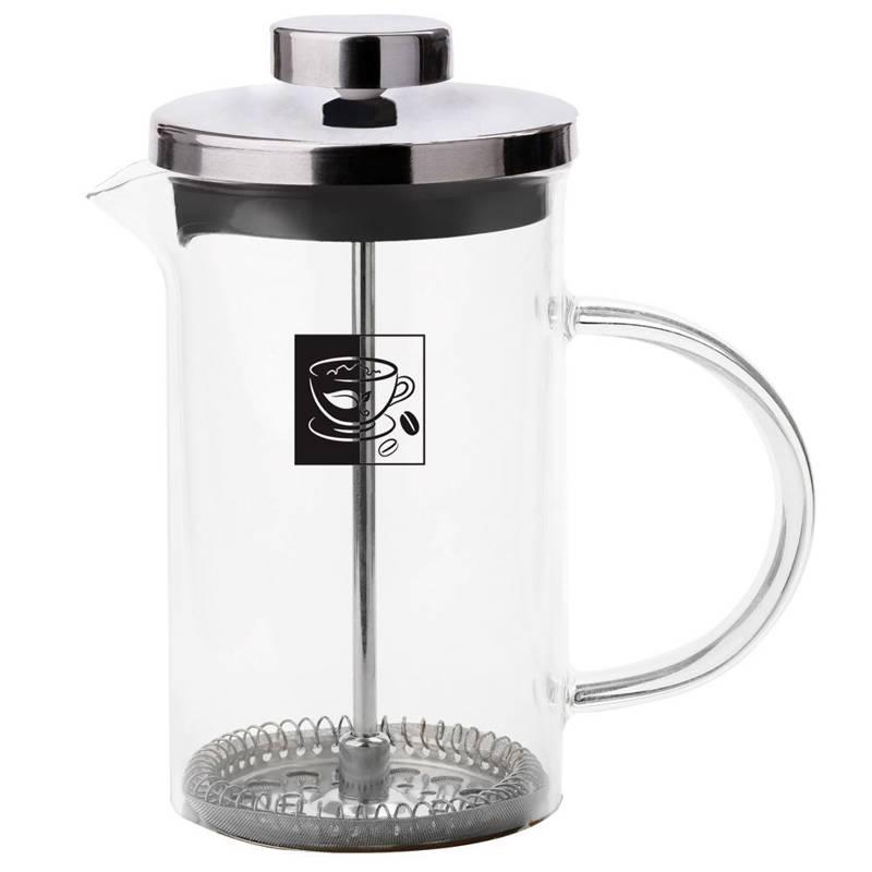 Kaffeebereiter Teebereiter aus Glas 0,6l