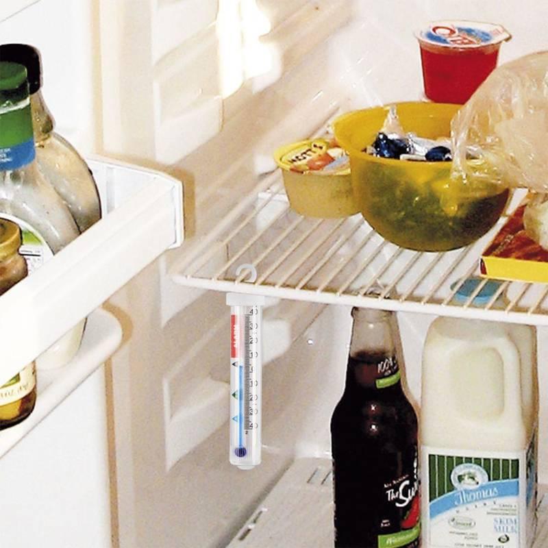 Kühlschrankthermometer mit Haken