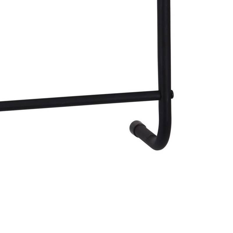 ORION Handtuchhalter Handtuchleiter Hängeregal für Badezimmertür