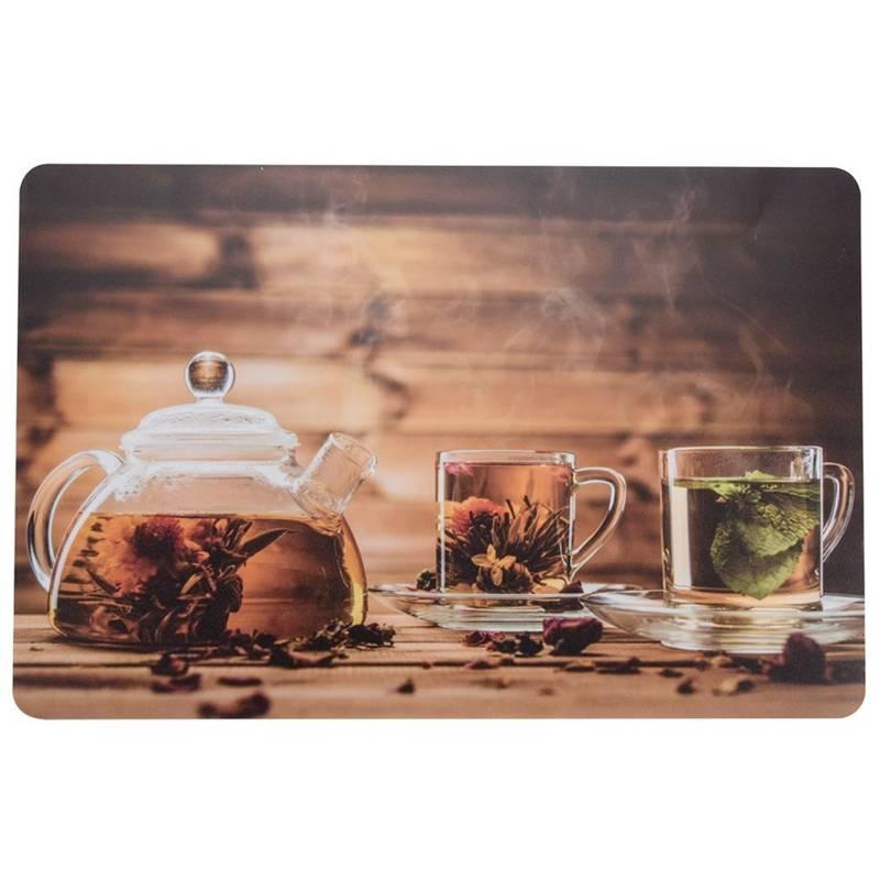 ORION Platzdeckchen für den Küchentisch TELLETUNTERLAGE Tischmatte TEE