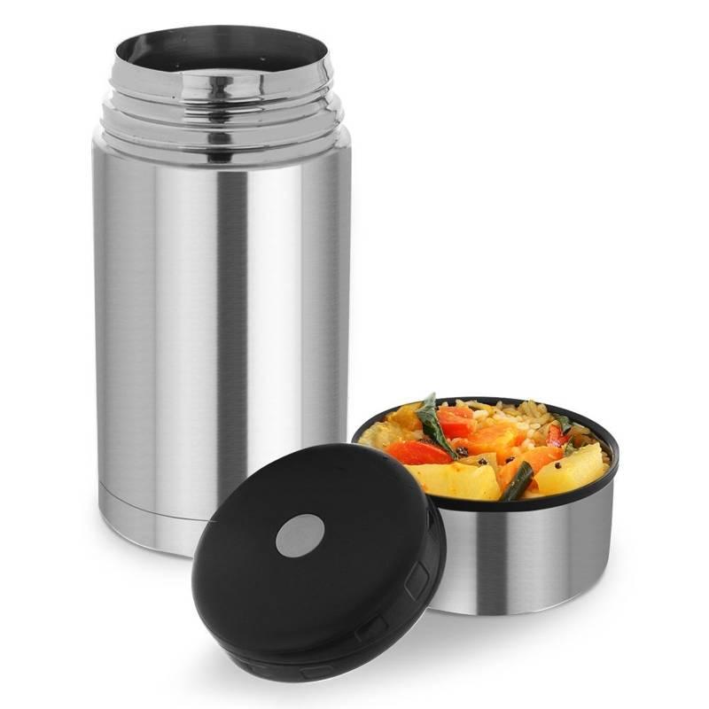 ORION Thermobehälter Warmhaltebox mit breiter Einfüllöffnung 1,2l