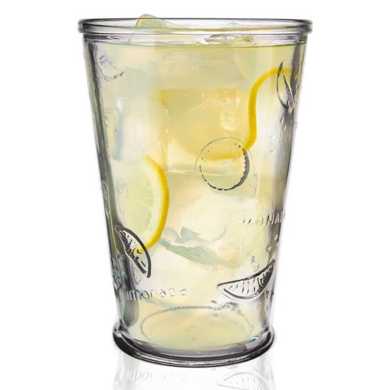 Trinkglas Limonadenglas RETRO 0,25l