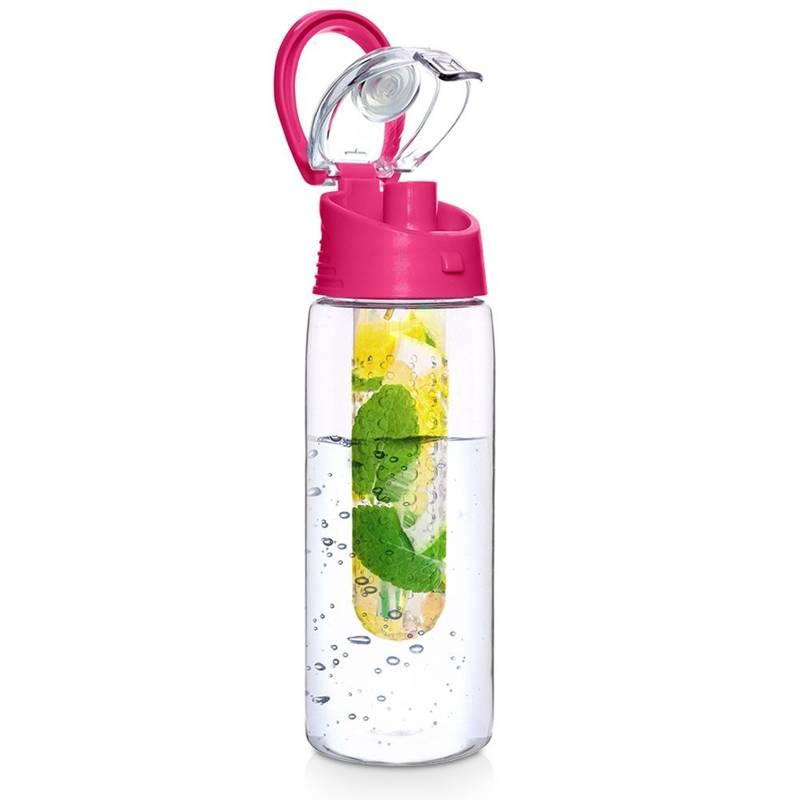 Butelka / bidon wodę z wkładem na owoce 0,65L