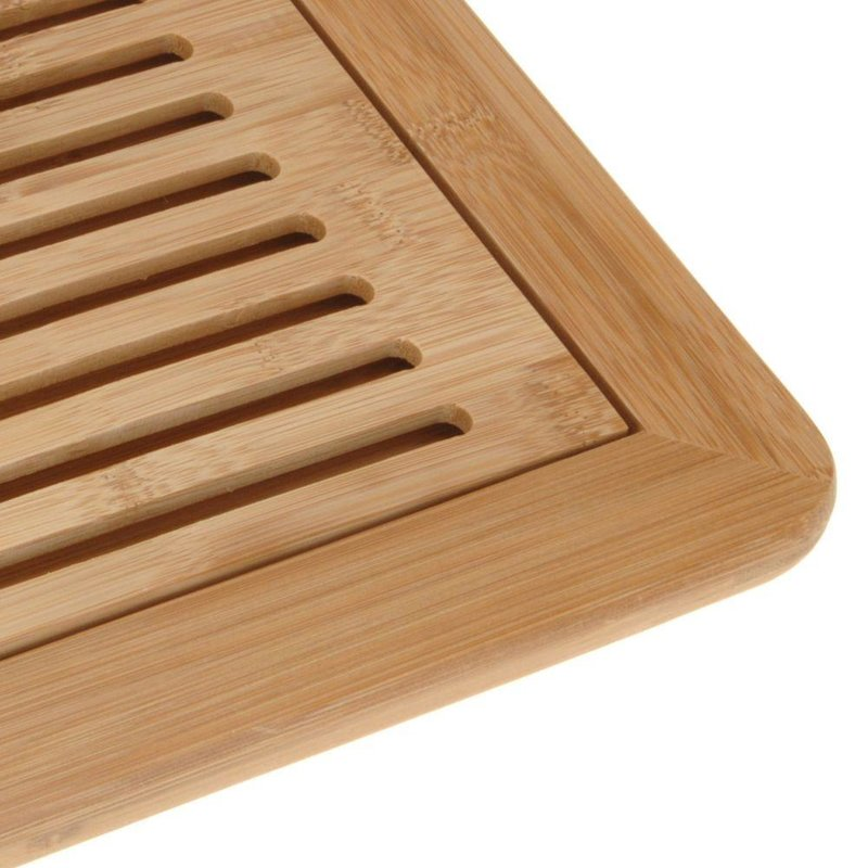 Deska do krojenia CHLEBA bambusowa 38x24cm