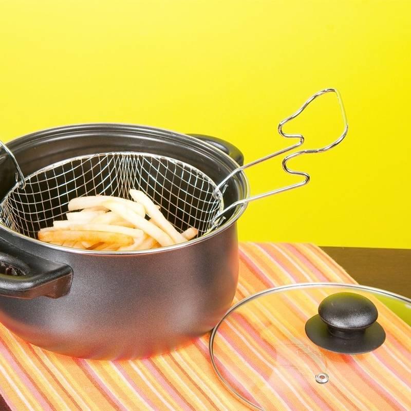 Koszyk do smażenia frytek frytkownica wkład 18 cm