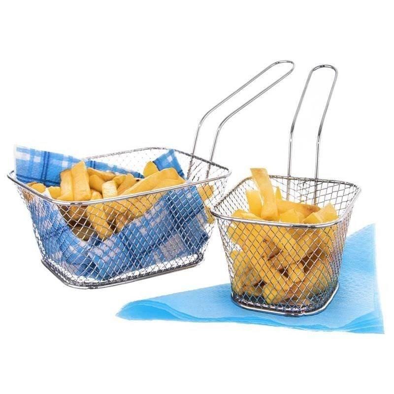 Koszyk na frytki do serwowania podawania frytek