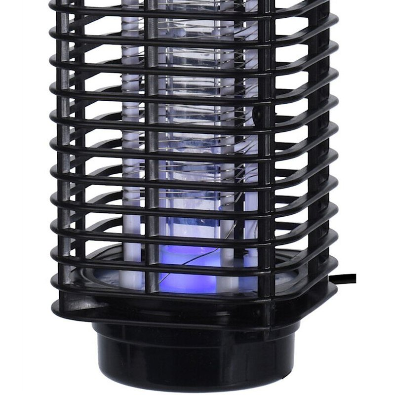 Lampa, lampka owadobójcza na owady, komary, muchy, meszki, insekty, LED, 550v