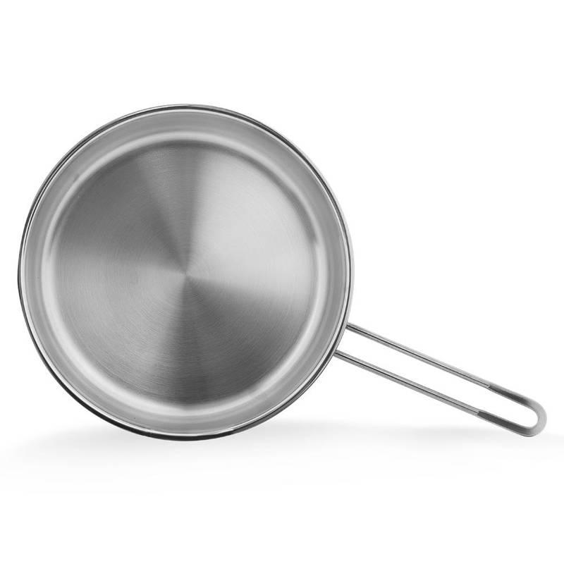 Patelnia stalowa 18/10 PREMIUM indukcja ANETT 26cm