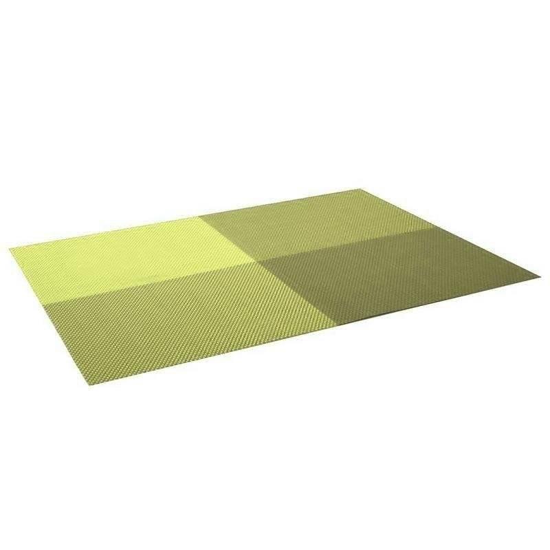 Podkładka kuchenna na stół, 30x45 cm, CUBE, zielona