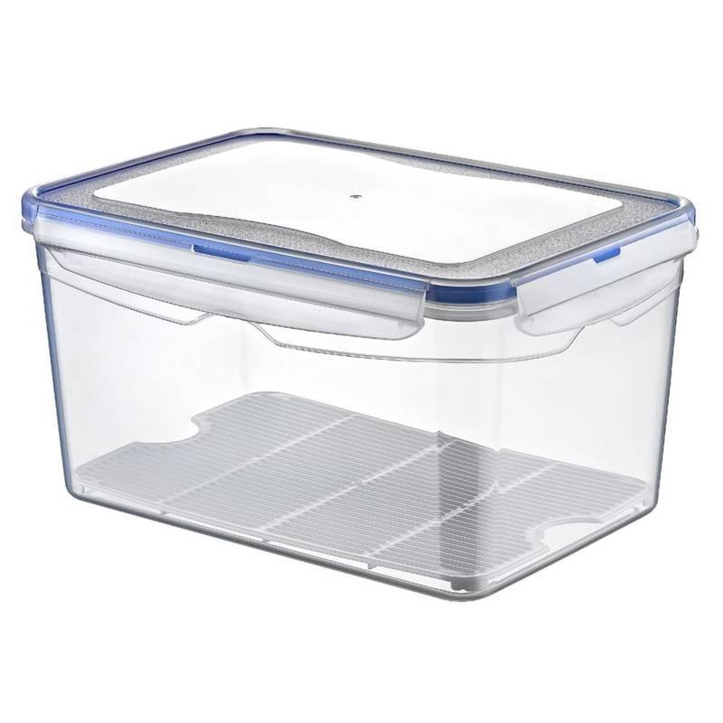 Pojemnik do żywności z uszczelką 2,4L prostokątny