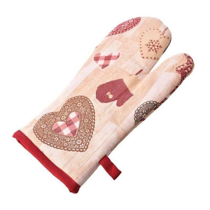 Rękawica kuchenna bawełna ŚWIĘTA Boże Narodzenie