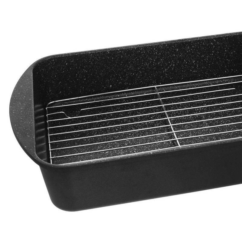 Ruszt grillowy do brytfanny pieczenia 32x23