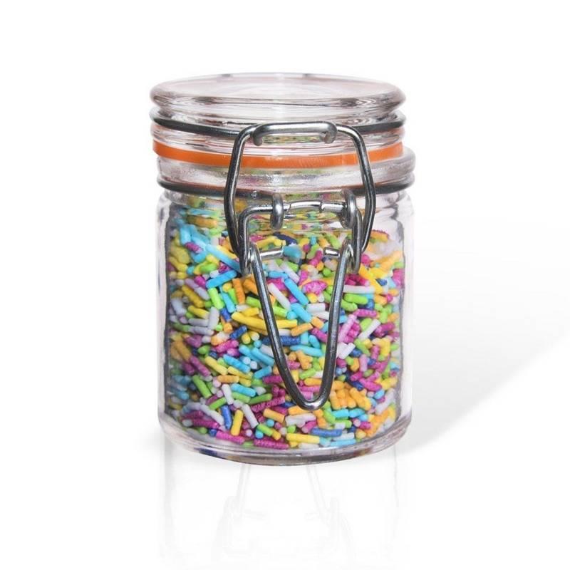 Słoik / pojemnik szklany patentowy BELA 0,05L