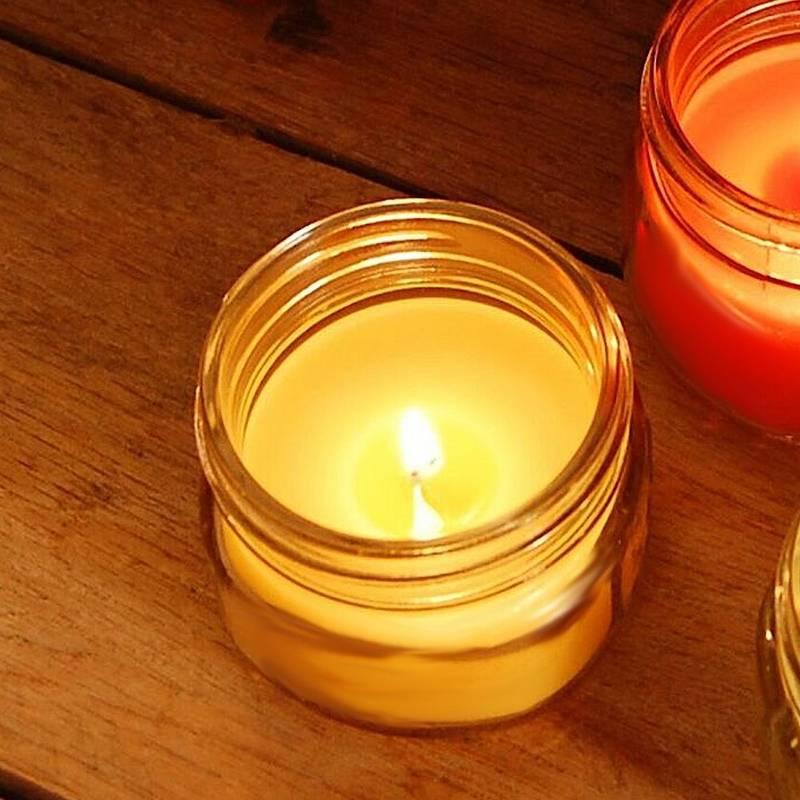 Świeca, świeczka, citronella, przeciw komarom, antykomarowa