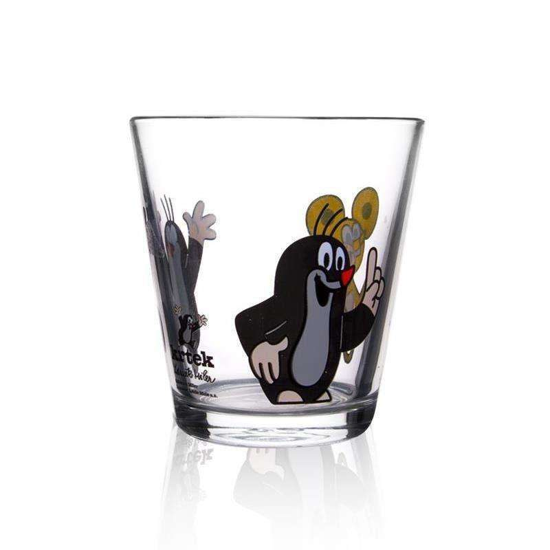 Szklanka kubek do picia dla dziecka KRECIK 0,2 l