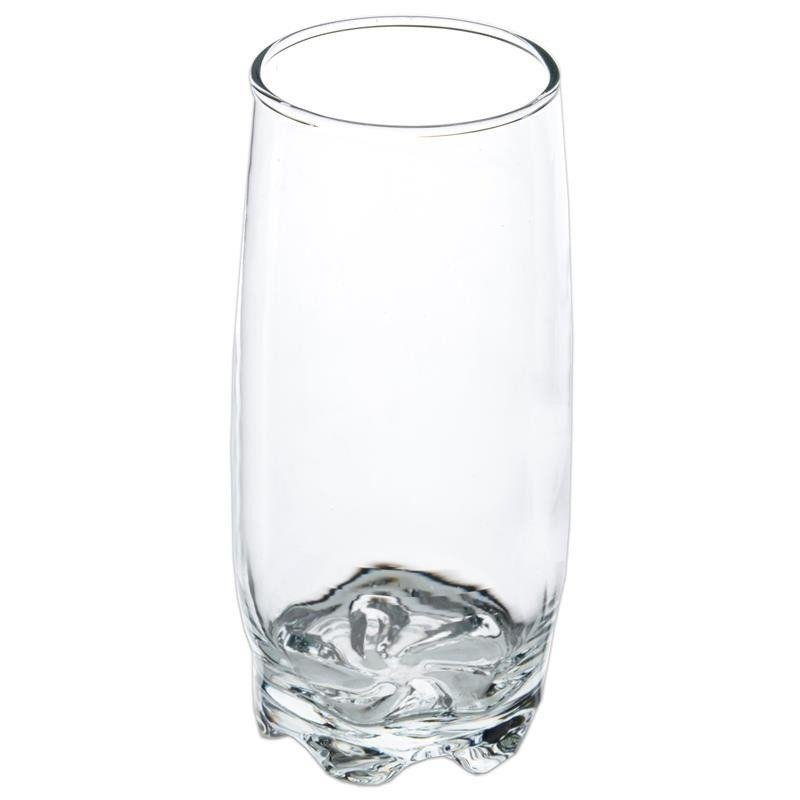 Szklanka wysoka do napojów soku ADORA 390ML 6 szt