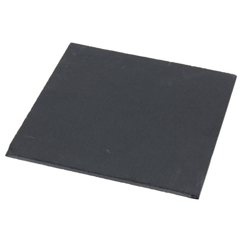Taca / deska / podstawka kamienna łupek 20x20cm
