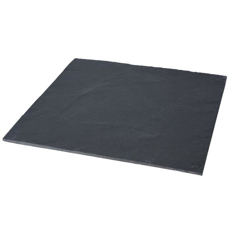 Taca / deska / podstawka kamienna łupek 30x30cm