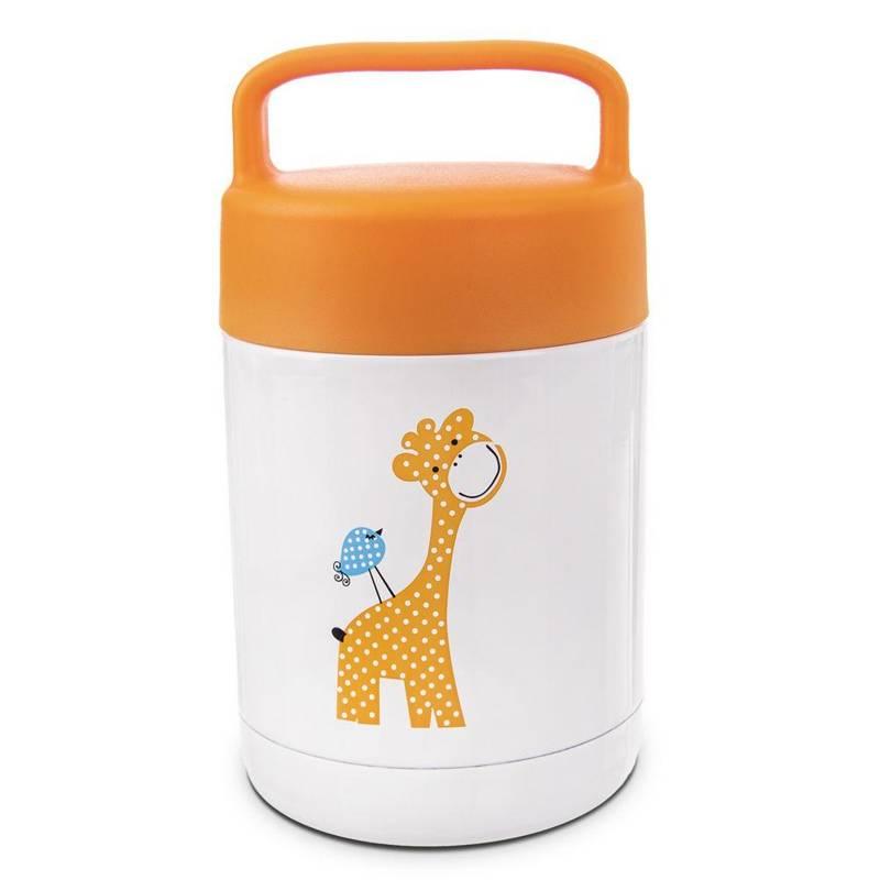 Termos obiadowy ŻYRAFA dla dzieci dziecka 0,48L