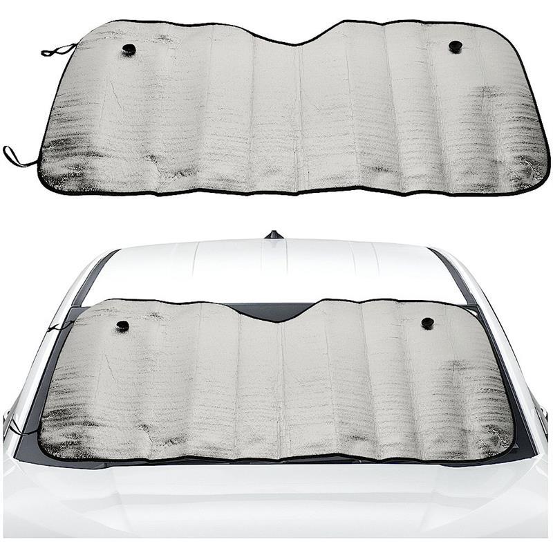 Parasolar, covor de soare, pentru mașină, mașină, fereastră, 130x60 cm