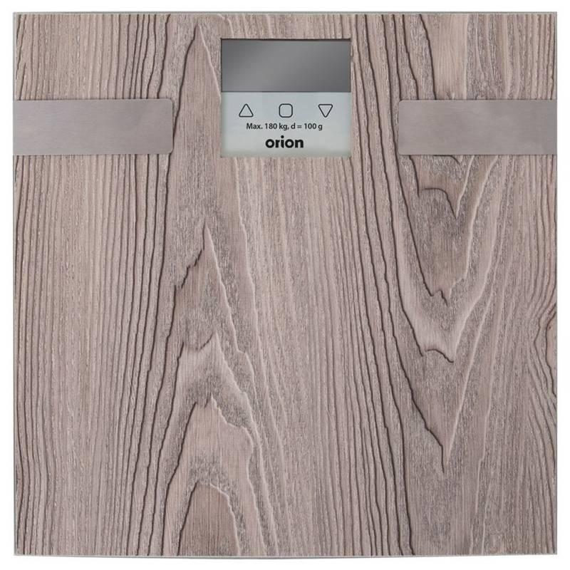 Cântar de baie, de sticlă, electronic, 180 kg, + BMI