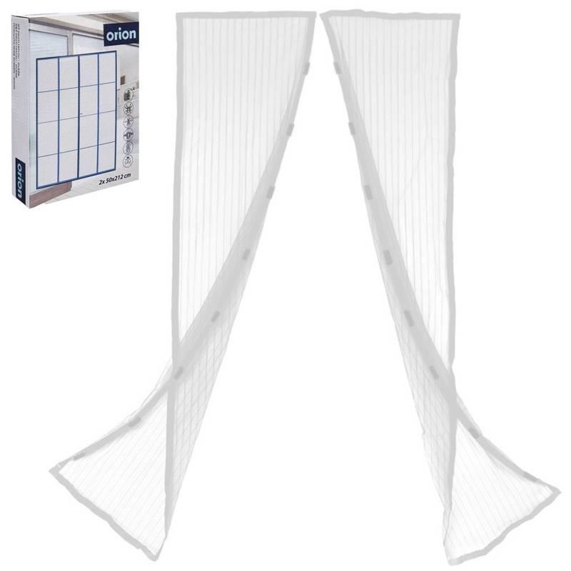 Plasă de țânțari, plasă de ușă cu magnet, insecte, țânțari, alb