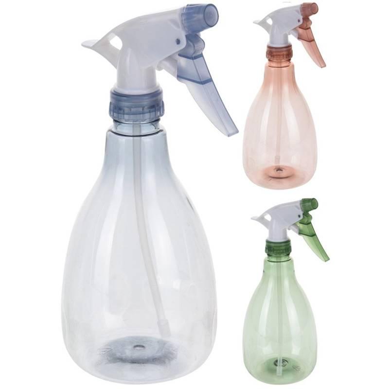 Pulverizator pentru apă, plante, flori, flori, rufe, 0,65 l